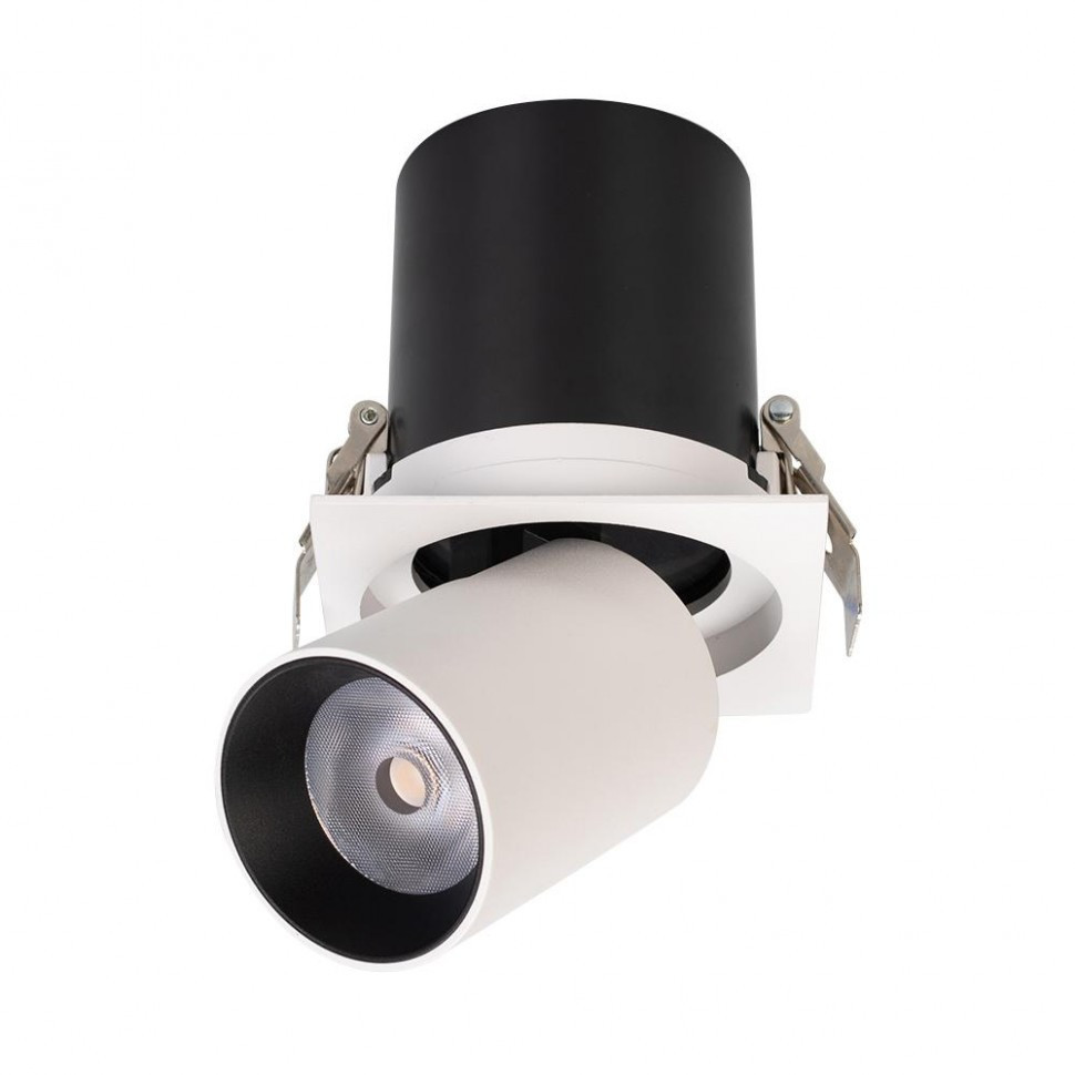 Светильник LGD-PULL-S100x100-10W Day4000 (WH, 20 deg)