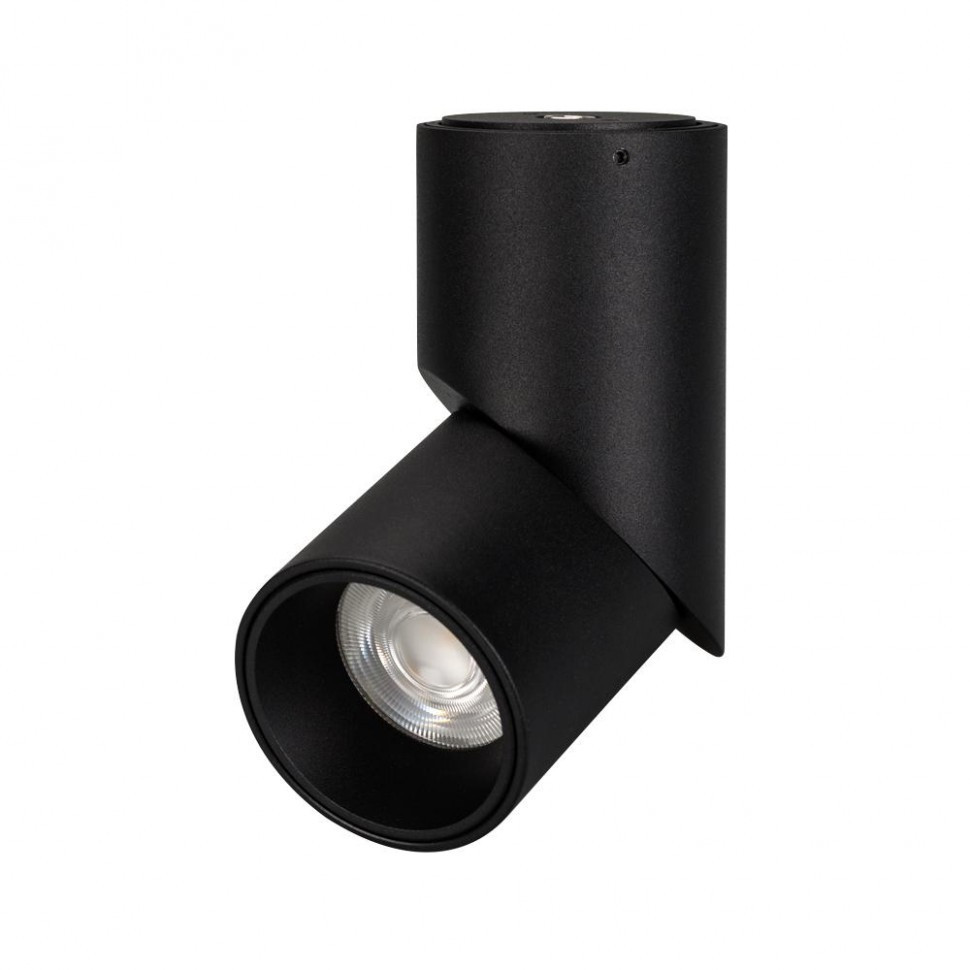 Светильник SP-TWIST-SURFACE-R70-12W Warm3000 (BK, 30 deg)