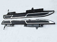 Подножки на Lexus RX 350  2013-14 Type 1