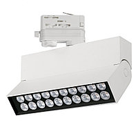 Светильник LGD-LOFT-TRACK-4TR-S170-20W White6000 (WH, 24 deg)