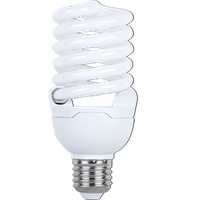 Лампа КЛЛ энергосберегающая 30Вт E27 Spiral 2700K теплый свет 128х59 /Z7NW30ECL/ ECOLA