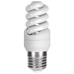 Лампа КЛЛ энергосберегающая 9Вт Е27 PESL-SF2s 9/827 T2 теплый 34х94 .1007414 Jazzway