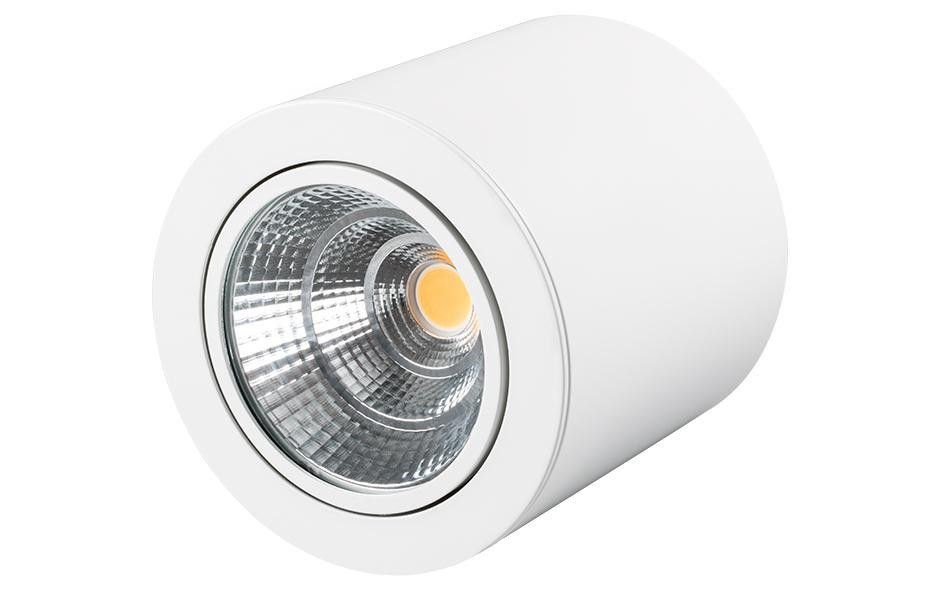 Светильник SP-FOCUS-R140-30W Warm White