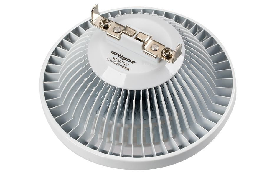 Светодиодная лампа MDSL-AR111-12W 120deg Day White 12V