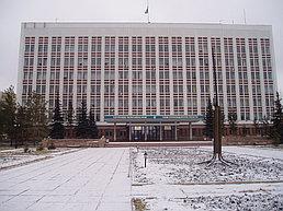 2004г. Карагандинский областной акимат. Мини-АТС PANASONIC TDA-500.