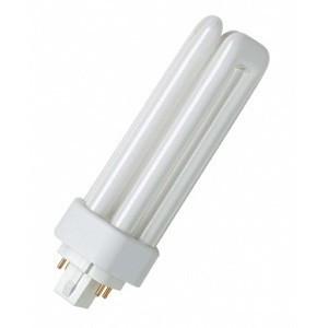 Лампа КЛЛ энергосберегающая 26Вт GX24q-3 Dulux T/Е 26W/840 PLUS 4000К холодный свет 130х49 4050300342283 OSRAM