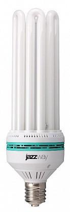 Лампа КЛЛ энергосберегающая 150Вт Е40 PESL-6U 150/840 8000ч холодный 105x325 .3323257 Jazzway