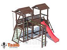 Детский игровой комплекс Серия D модель 1