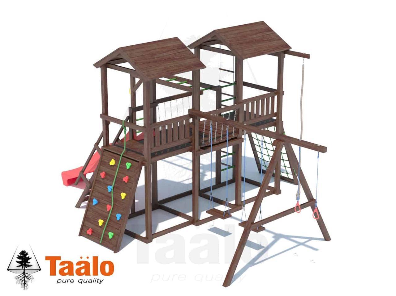 Детский игровой комплекс Серия D модель 2