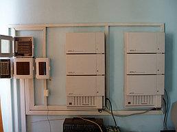 2002г. Карагандинский экономический университет Казпотребсоюза. Мини-АТС PANASONIC KX-TD1232.
