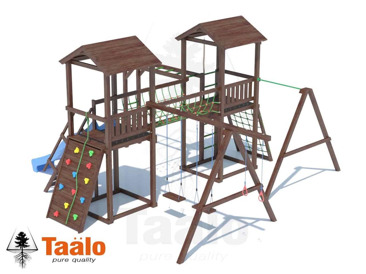 Детский игровой комплекс Серия D модель 3