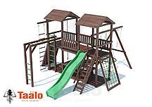 Детский игровой комплекс Серия D модель 4