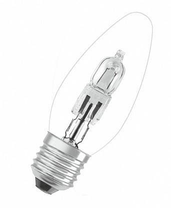 Лампа   46Вт 64543 B CLA 46W 230V E27 галогенная 4008321984890 OSRAM