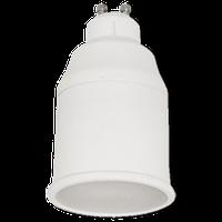 Лампа КЛЛ энергосберегающая 11Вт GU10 Reflector Dimmable 2700K 220В теплый свет 84x50 (G1DW11ECB) ECOLA