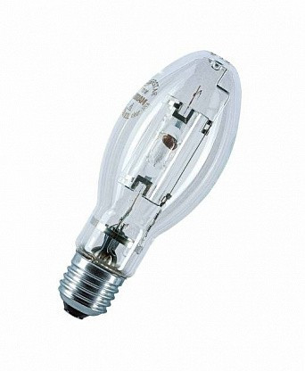 Лампа МГЛ   70Вт  HQI-E 70W/NDL CLEAR E27 20X1 4050300397825 OSRAM