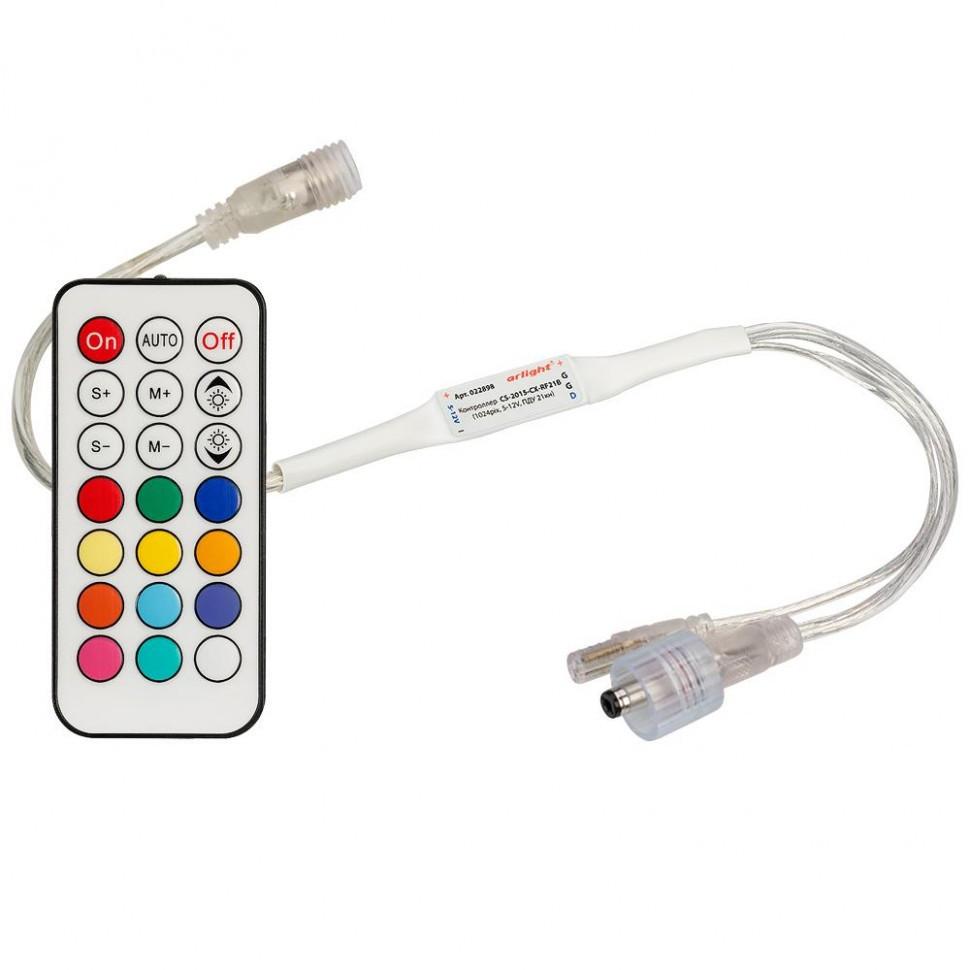 Контроллер CS-2015-CX-RF21B (1024pix, 5-24V, ПДУ 21кн)