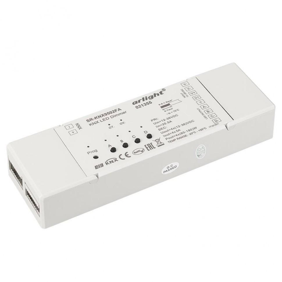 Диммер KNX SR-9502FA (12-36V, 240-720W)