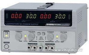 GPS-74303, Источник питания, 0-30V-3Ax2;5V;12V,4хLED (Госреестр)