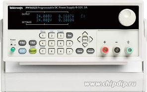 PWS4305, Источник питания программируемый, 0-30В 0-5А 150Вт (Госреестр)