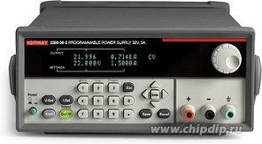 2200-60-2, Источник питания программируемый, 0-60В 0-2,5А 150Вт (Госреестр)