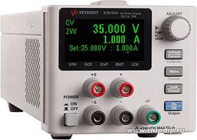E36104A, Источник питания постоянного тока 35 Вт, 35 В, 1 А