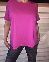 Летняя блузка Фуксия 50-60 размер Susar