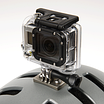 Алюминиевое крепление на шлем(на болтах) для GoPro 5/4/3+/3/SJCAM/Xiaomi, фото 4