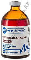 Цианокобаламин (Витамин В12) 100 мл для животных