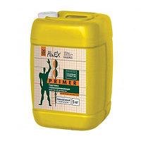 Грунтовка ALINEX Primer, для стен и потолков