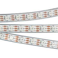 Лента SPI-5000P-AM 5V RGB (5060, 300 LED x1, 2812)