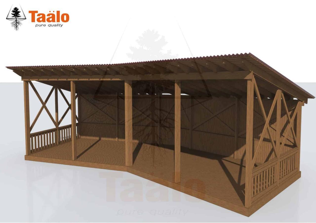 ВЕРАНДА Taalo