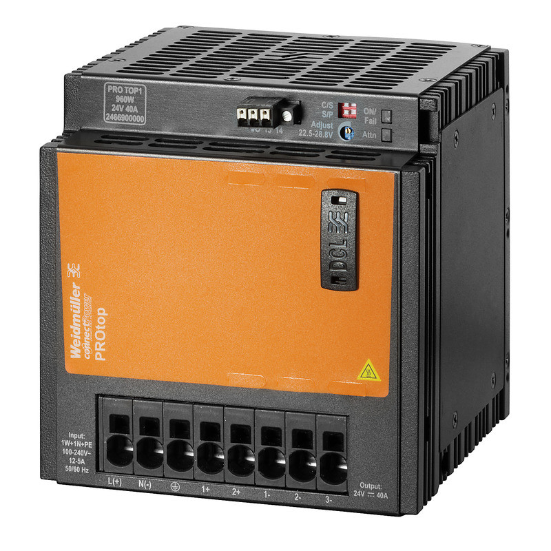 Источник питания управляемый PRO TOP1 960W 24V 40A