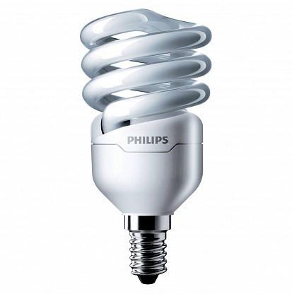Лампа КЛЛ энергосберегающая  12Вт TornadoT2 8y 12W CDL E14 220-240V  871829166288400 Philips