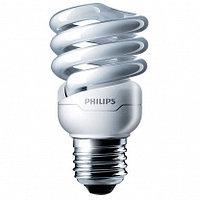 Лампа КЛЛ энергосберегающая 8Вт Tornado T2 8W WW E27 220-240V 871829111708700 Philips