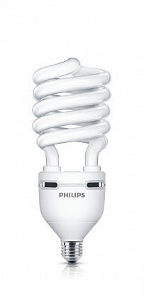 Лампа КЛЛ энергосберегающая  65Вт Tornado High Lumen 65W WW E27  872790080824700 Philips