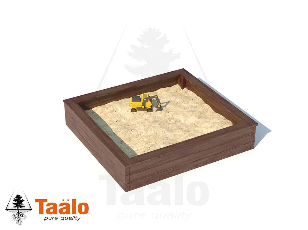 Песочница открытая О/З 1 Taalo