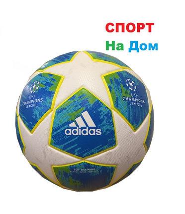 Футбольный мяч Adidas UEFA Champions League (реплика) размер 4, фото 2