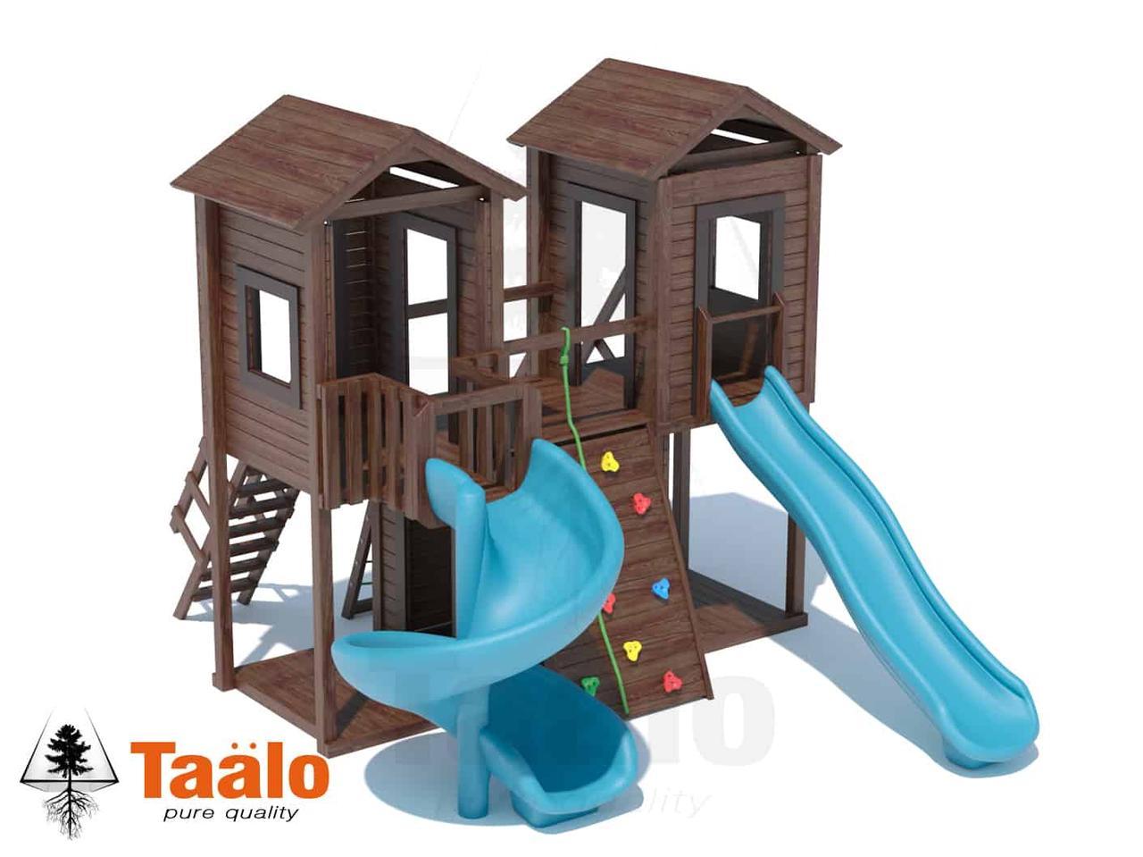 Детский игровой комплекс Серия U модель 3.2