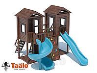 Детский игровой комплекс Серия U модель 3.2, фото 1
