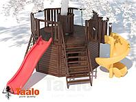 Детский игровой комплекс Серия U модель 5.2, фото 1