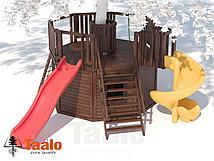 Детский игровой комплекс Серия U модель 5.2