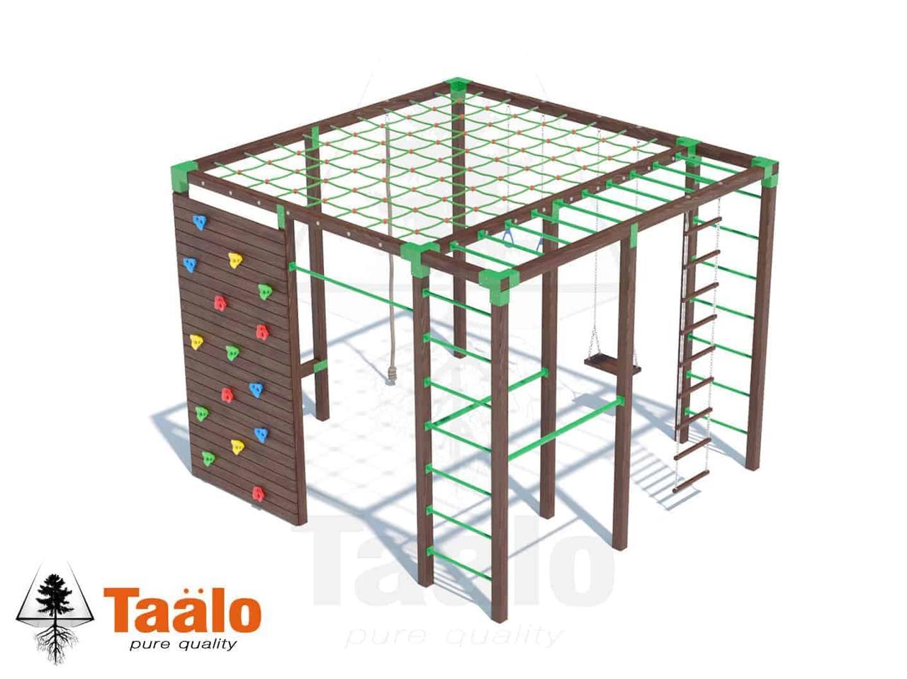 Детский игровой комплекс Серия U модель 6.2
