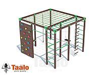 Детский игровой комплекс Серия U модель 6.2, фото 1