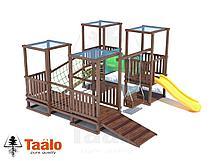 Детский игровой комплекс Серия U модель 7.1