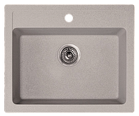 Кухонная мойка ORIVEL - QUADRO 60 серый