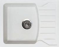 Кухонная мойка ORIVEL - QUADRO M белый