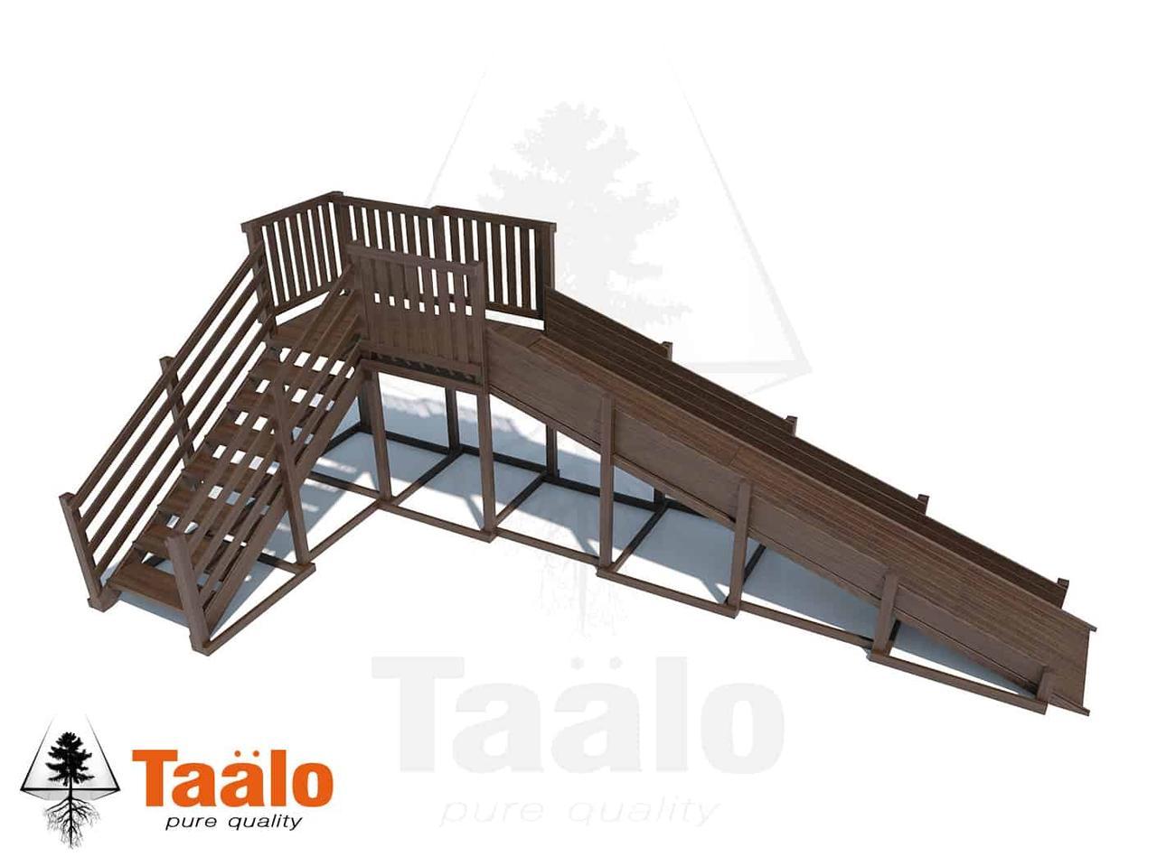 Зимняя Горка W3 Taalo
