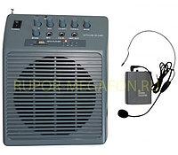 Комбоусилитель с беспровобным микрофоном РМ55, фото 1
