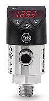 Датчики давления 836P-D2GFGC80PA-D4 Allen Bradley Gauge Pressure Sensor, IO-Link, 551.58bar Max Pressure Reading , 15 → 35 V dc, G1/4, IP65, IP67