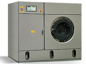 Машина сухой химической чистки Прохим П25-121-222, загрузка 25 кг.